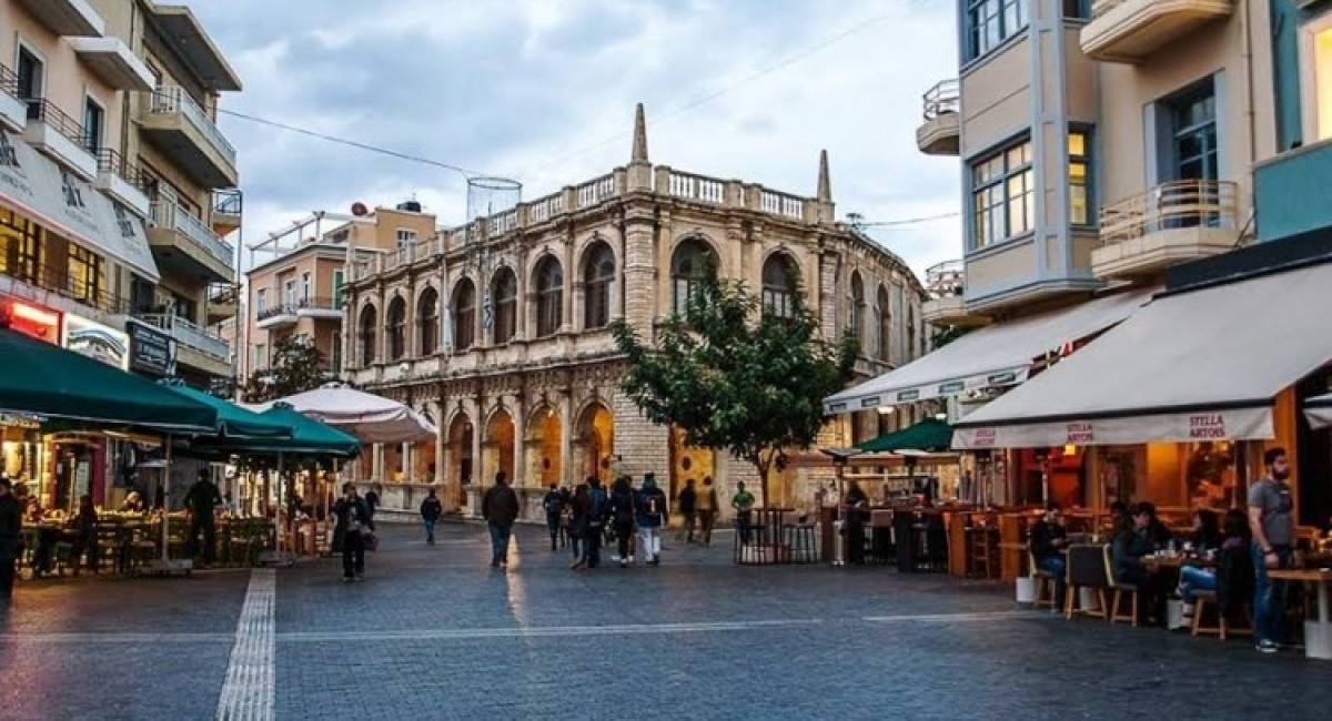 GETTING TO KNOW HERAKLION