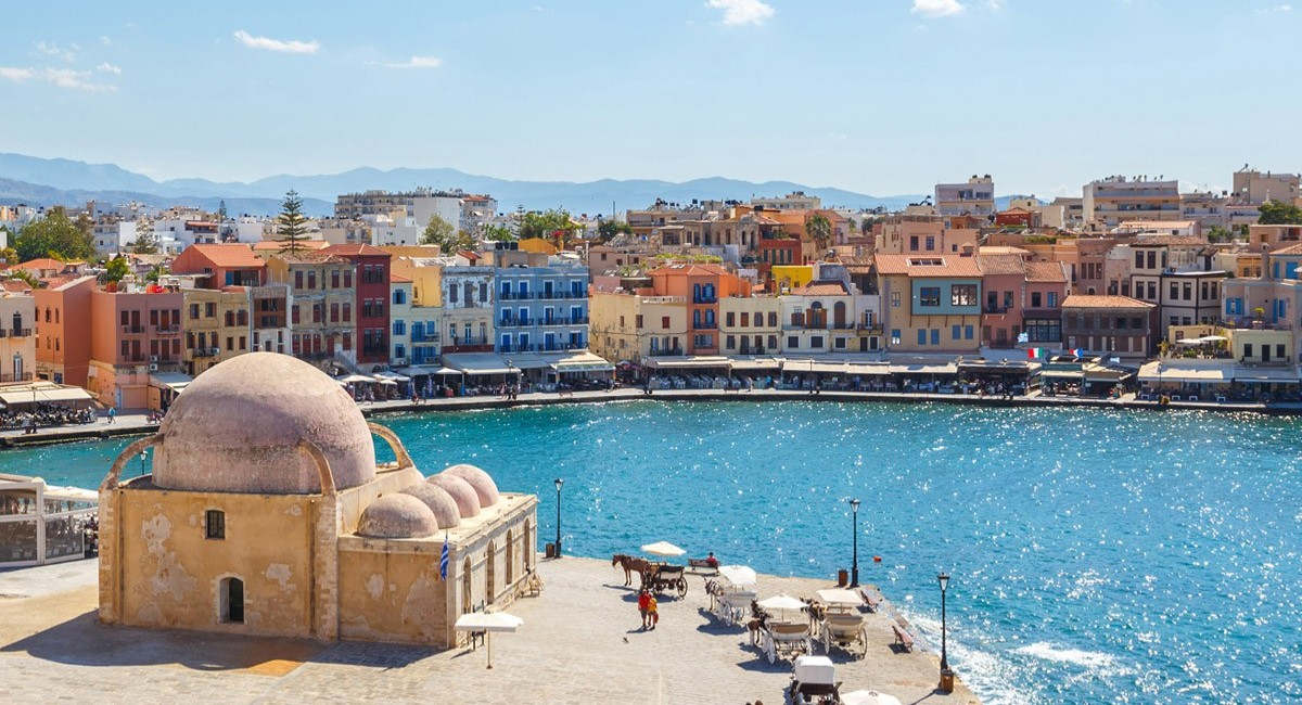 GETTING TO KNOW CHANIA