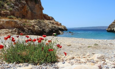 "Secret beaches of Chania: the ""hidden gems"" of our island!"