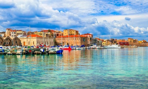 Chania: Surrender to the old town's splendid nobility