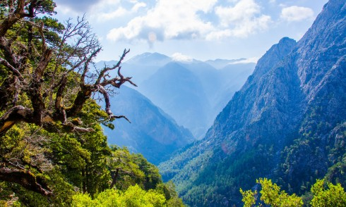 Samaria: The Bigest Gorge of Europe