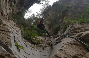 Canyoning and beach in South Rethymno - Rodakino