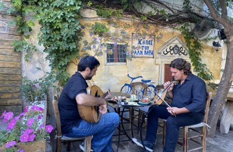 Music Tour in Rethymno