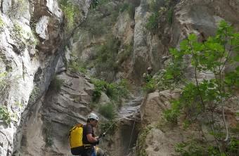 Canyoning in South Rethymno - Rodakino