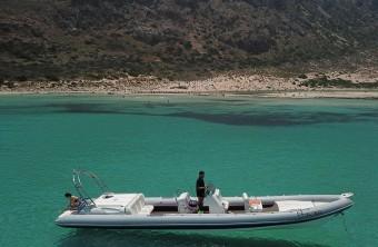 Boat Trip in East Crete